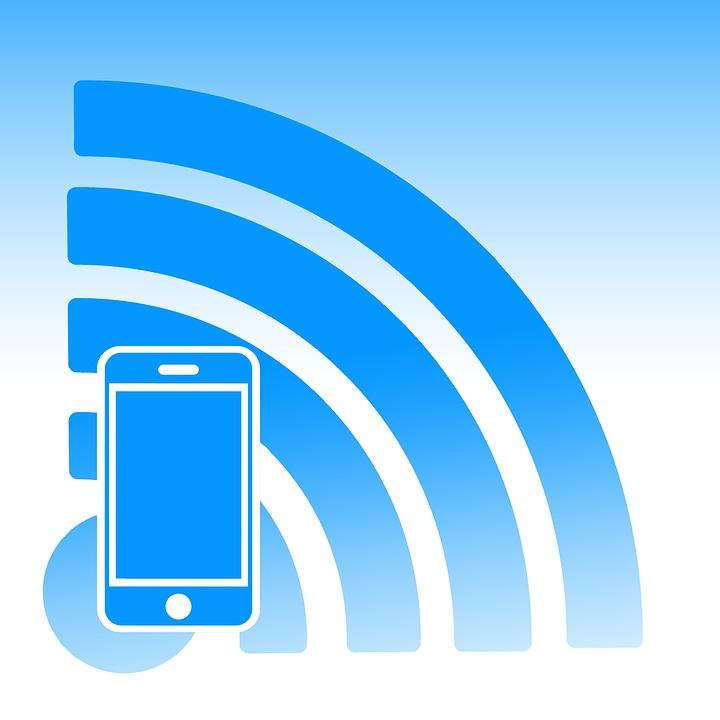 téléphone wifi onde